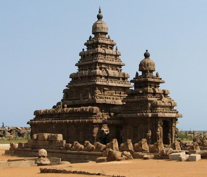 Исторический комплекс Махабалипурам 34449