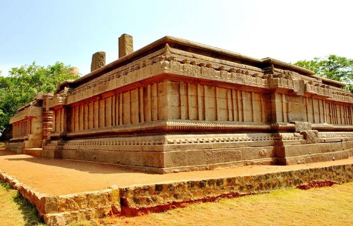 Исторический комплекс Махабалипурам 97059