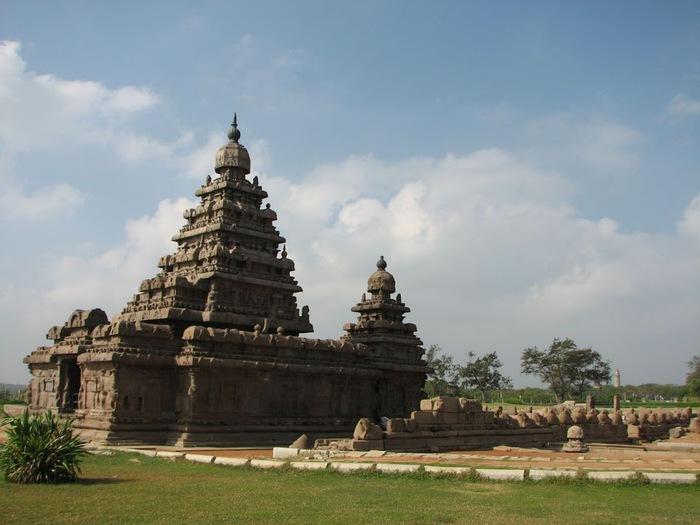 Исторический комплекс Махабалипурам 65564