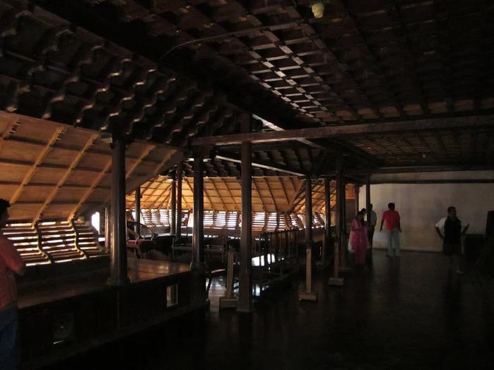 Дворец Падманабхапурам (Padmanabhapuram Palace) 43402