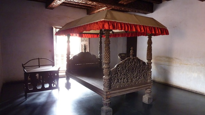 Дворец Падманабхапурам (Padmanabhapuram Palace) 70894