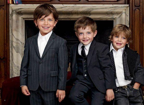 детская мода Dolce & Gabbana фото 1 (600x436, 65Kb)