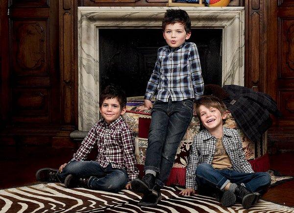 детская мода Dolce & Gabbana фото 3 (600x436, 78Kb)