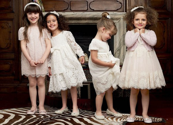 детская мода Dolce & Gabbana фото 5 (600x436, 73Kb)