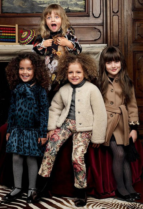 детская мода Dolce & Gabbana фото 6 (481x700, 101Kb)