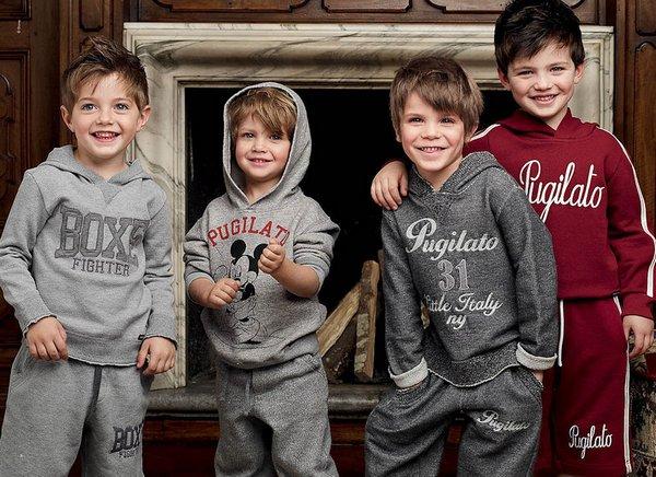 детская мода Dolce & Gabbana фото 8 (600x436, 83Kb)