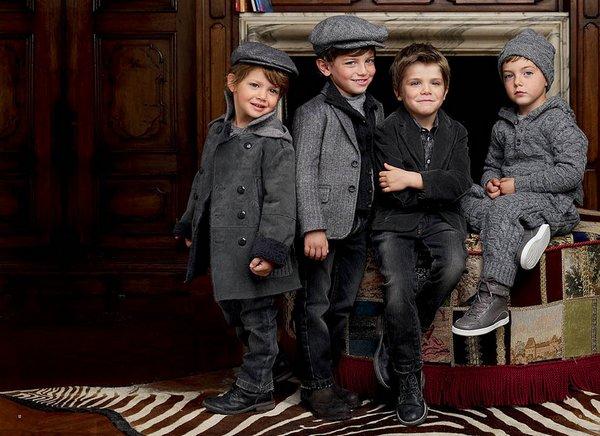 детская мода Dolce & Gabbana фото 10 (600x436, 67Kb)