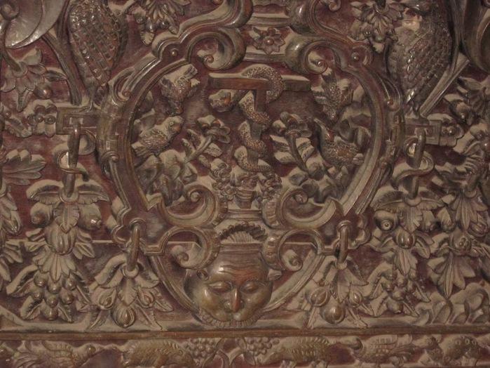 Дворец Падманабхапурам (Padmanabhapuram Palace) 97114