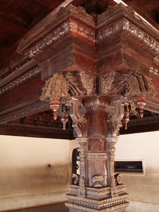 Дворец Падманабхапурам (Padmanabhapuram Palace) 63246