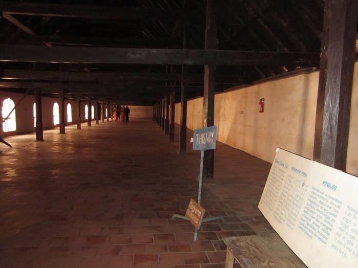 Дворец Падманабхапурам (Padmanabhapuram Palace) 34498