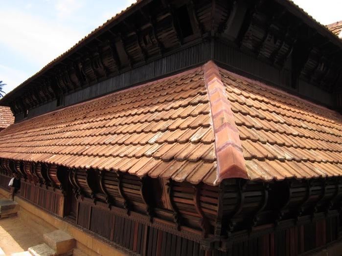 Дворец Падманабхапурам (Padmanabhapuram Palace) 62446