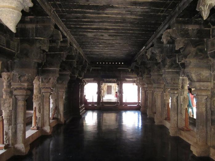 Дворец Падманабхапурам (Padmanabhapuram Palace) 32219