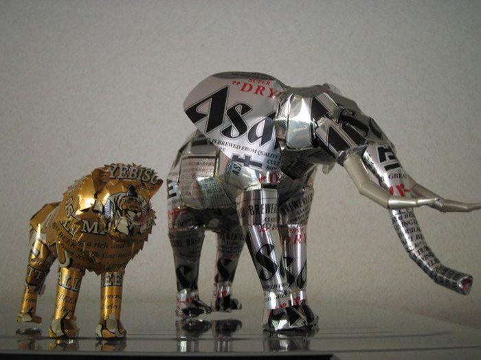 японская художница makaon жестяные банки фото 1 (700x525, 115Kb)