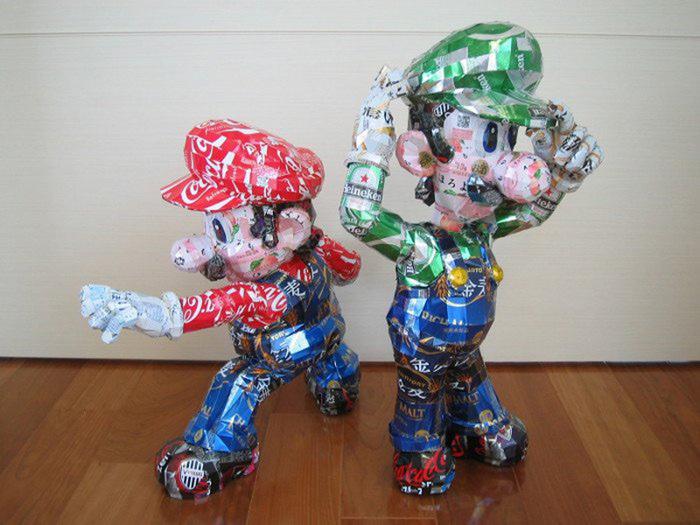 японская художница makaon жестяные банки фото 7 (700x525, 140Kb)