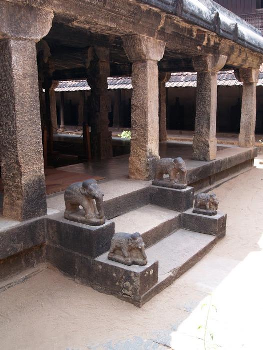 Дворец Падманабхапурам (Padmanabhapuram Palace) 38589