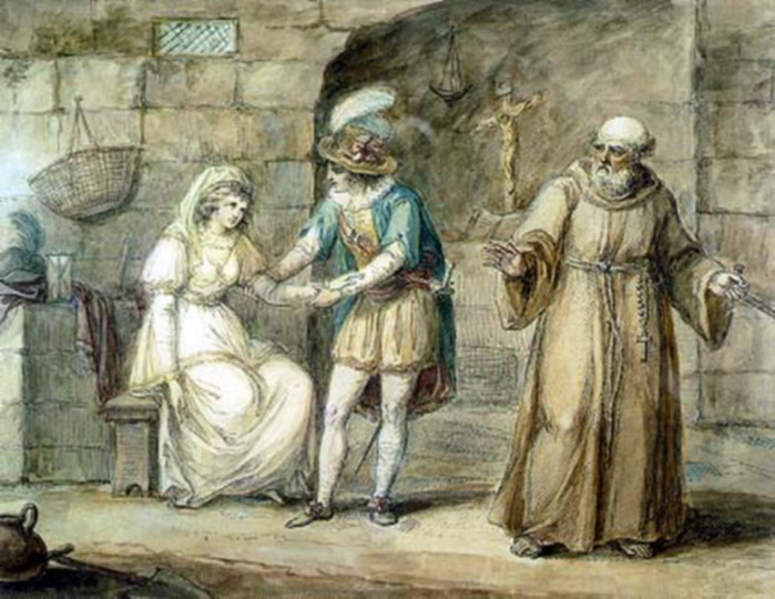 an analysis of the role of friar lawrence in william shakespeares play romeo and juliet