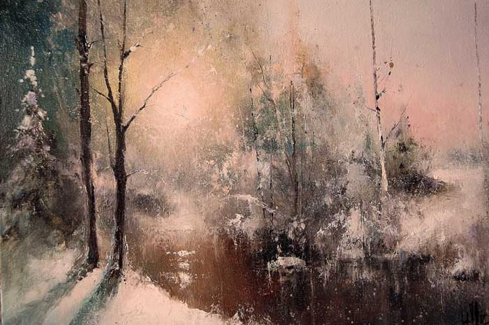 Зимние ноты (700x465, 122Kb)