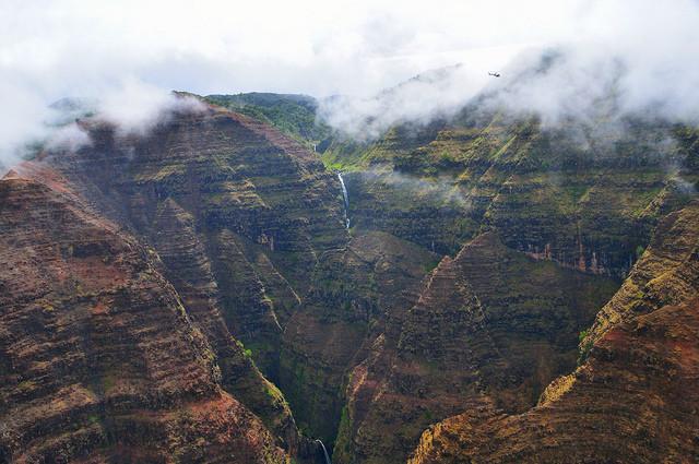 Каньон Ваймеа гавайские острова фото 5 (640x425, 118Kb)