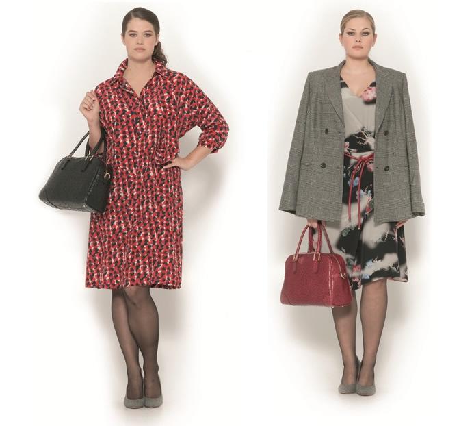 Женская Одежда Для Полных Осень-Зима 2013