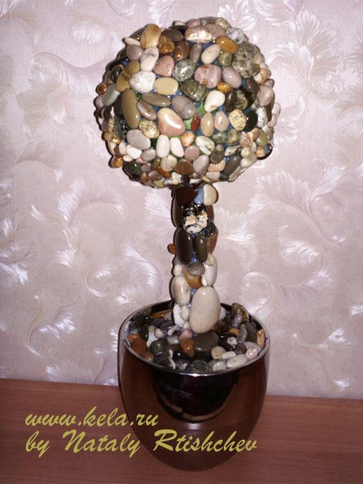 Топиарии из камней