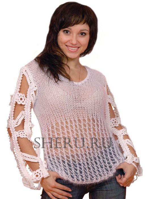 Легкий Пуловер С Доставкой