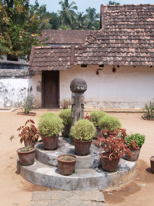 Дворец Падманабхапурам (Padmanabhapuram Palace) 98424