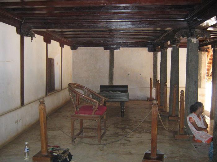 Дворец Падманабхапурам (Padmanabhapuram Palace) 65705