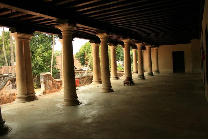 Дворец Падманабхапурам (Padmanabhapuram Palace) 58334