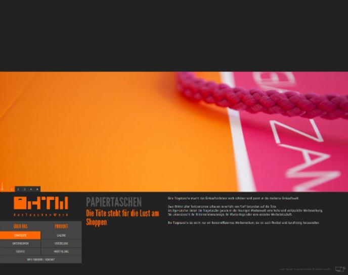 Использование оранжевого цвета в дизайне сайтов. 40 примеров Фотографии