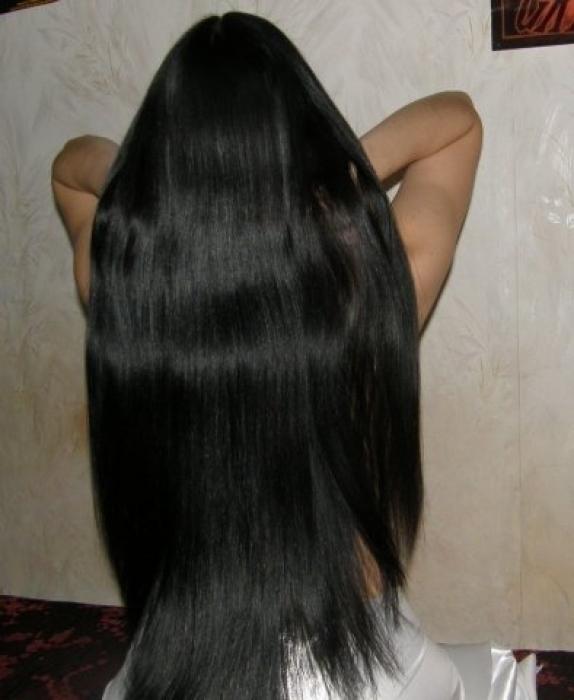 Фото на тему как отрастить длинные волосы, не делая наращивания?