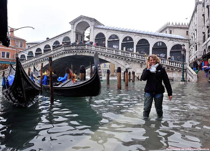 венеция под водой фото 6 (670x482, 100Kb)