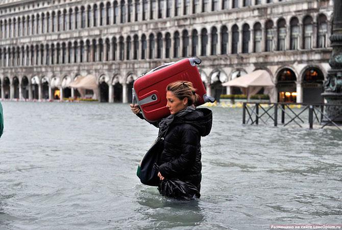 венеция под водой фото 8 (670x451, 83Kb)