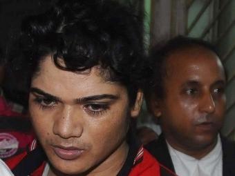 Индийскую бегунью признали мужчиной и обвинили в изнасиловании (340x255, 58Kb)