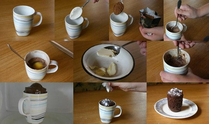 Как сделать быстро какао