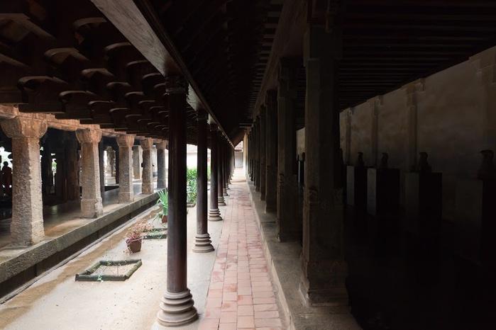 Дворец Падманабхапурам (Padmanabhapuram Palace) 26110