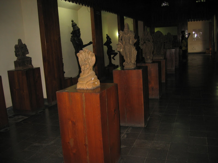Дворец Падманабхапурам (Padmanabhapuram Palace) 11572