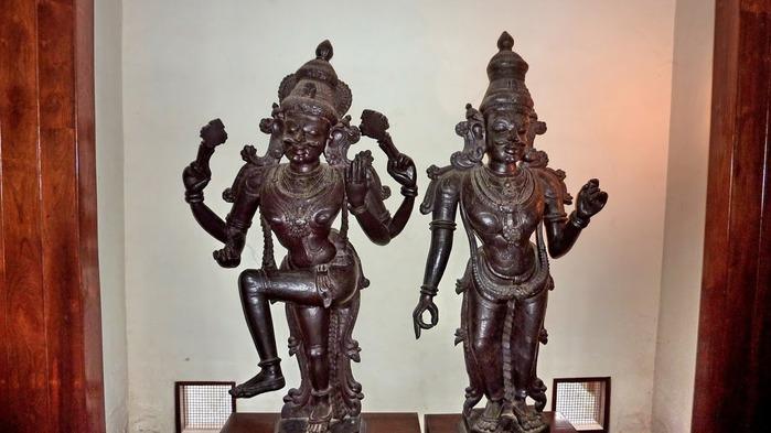 Дворец Падманабхапурам (Padmanabhapuram Palace) 53422
