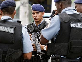 Бразильская полиция (340x255, 24Kb)