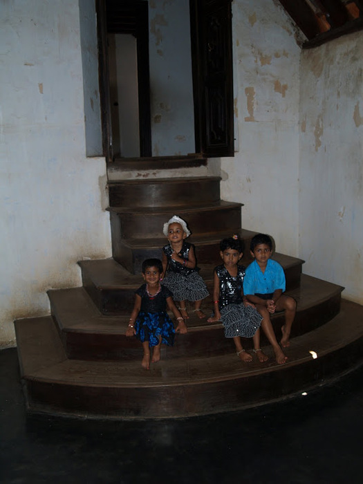 Дворец Падманабхапурам (Padmanabhapuram Palace) 77933