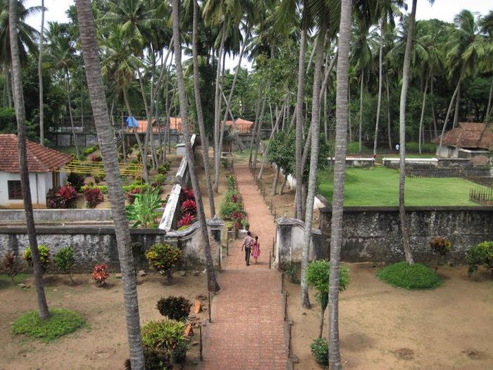 Дворец Падманабхапурам (Padmanabhapuram Palace) 55069