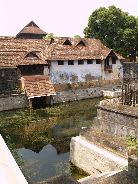 Дворец Падманабхапурам (Padmanabhapuram Palace) 99575