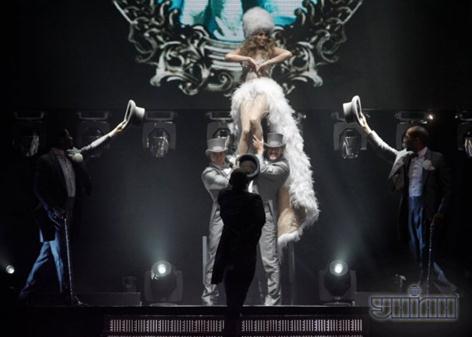Выступление Дженнифер Лопес в Киеве. Фотографии