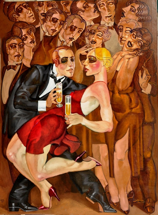 Juarez Machado 1941 Brasilian painter - Tutt'Art@ (515x700, 326Kb)