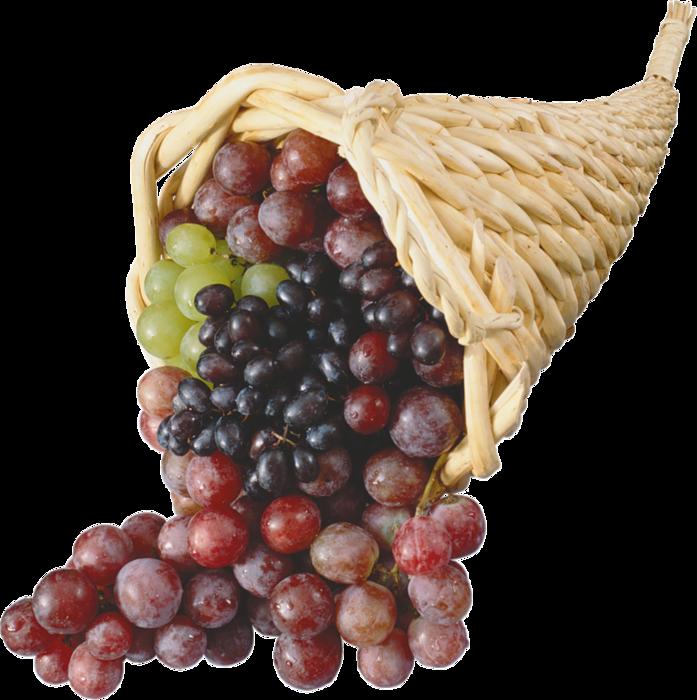 Лоза винограда и гроздь с ягодами считается символом изобилия и семейного счастья.  Испанцы с каждым боем курантов...