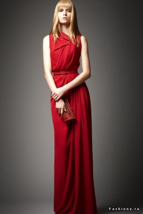 Вечернее платье по фигуре 2