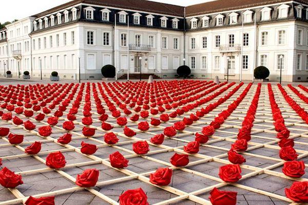 Оттмар Херль. «1000 Роз для Цвейбрюкена»