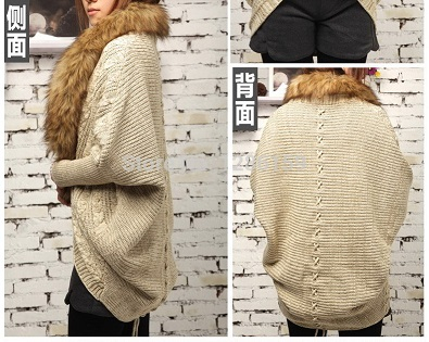 Fashion-Women-Winter-Beige-Casual-Wide-Waist-Knitting-Wool-Rabbit-Fur-Vest-Coat-Women-s-PonchoР° (395x315, 152Kb)