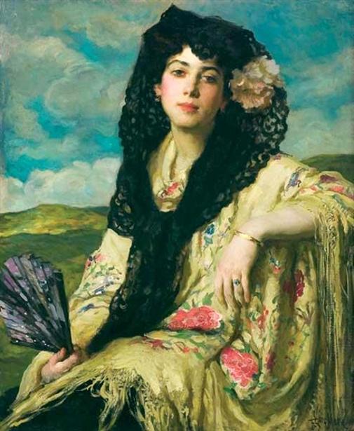 Francis Luis Mora (1874 – 1940) ak (505x615, 300Kb)