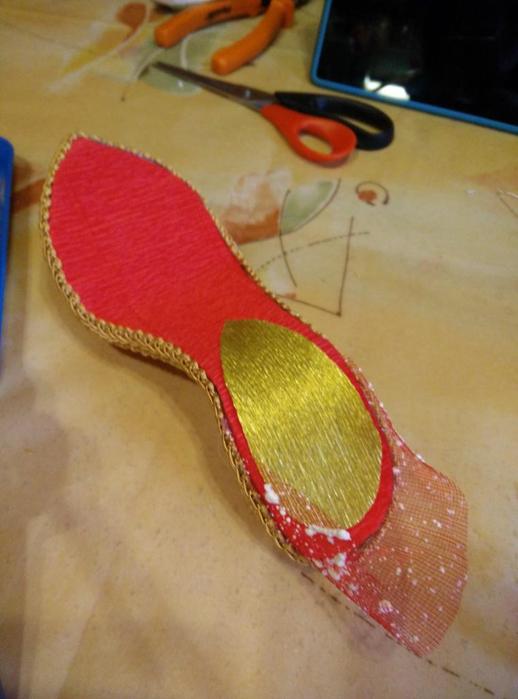 Поделки из туфель