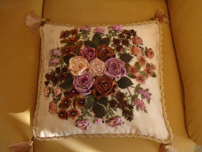декоративные подушки - Самое